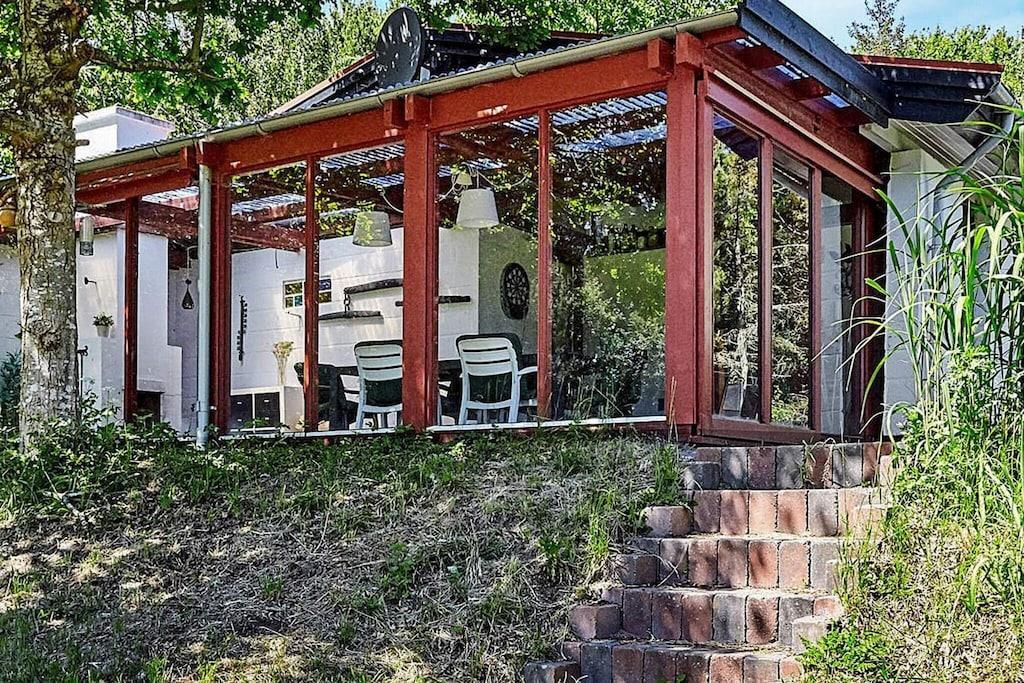 Sommerhus til 8 personer ved Fårevejle