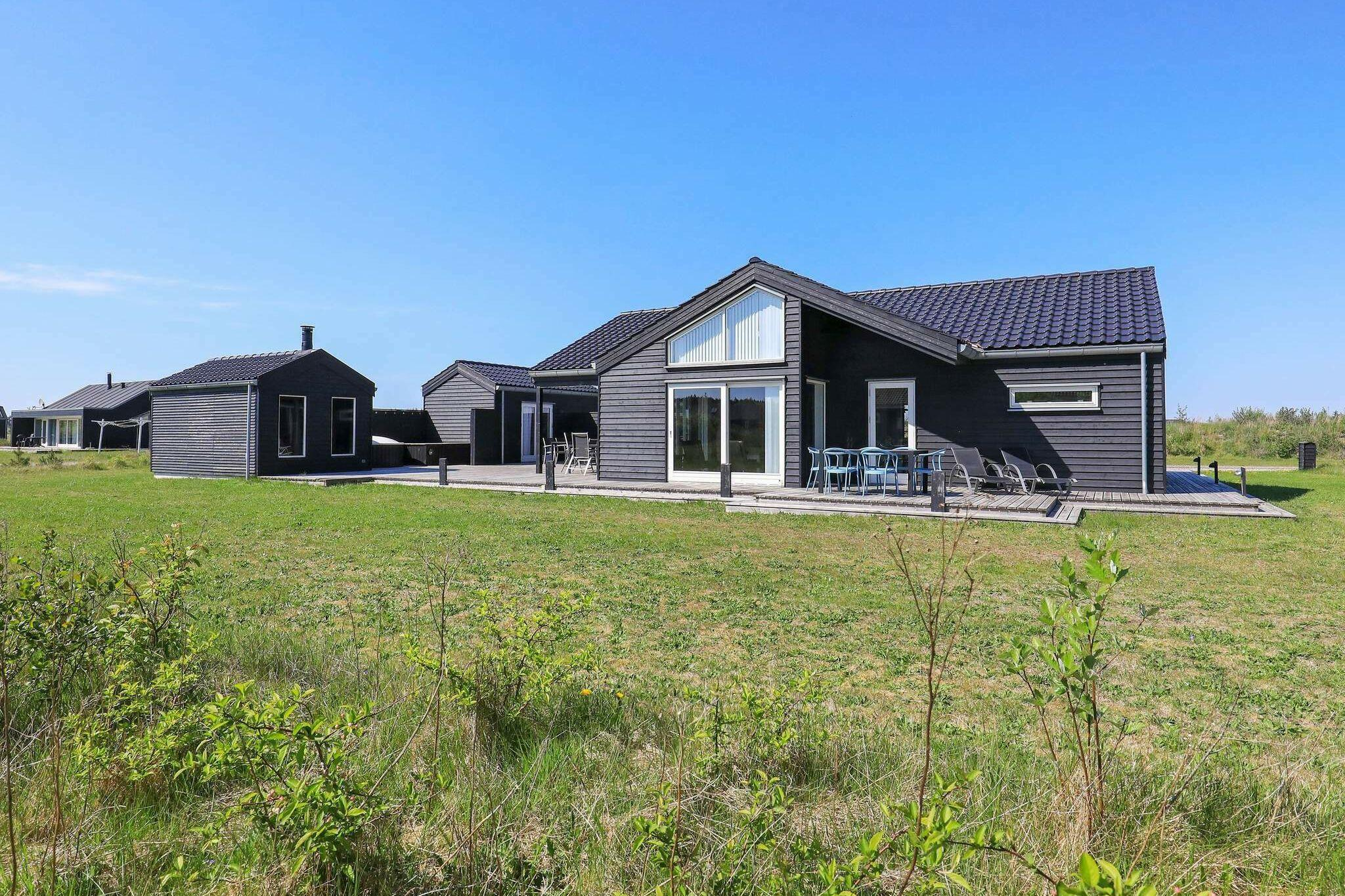 Sommerhus til 10 personer ved Brovst