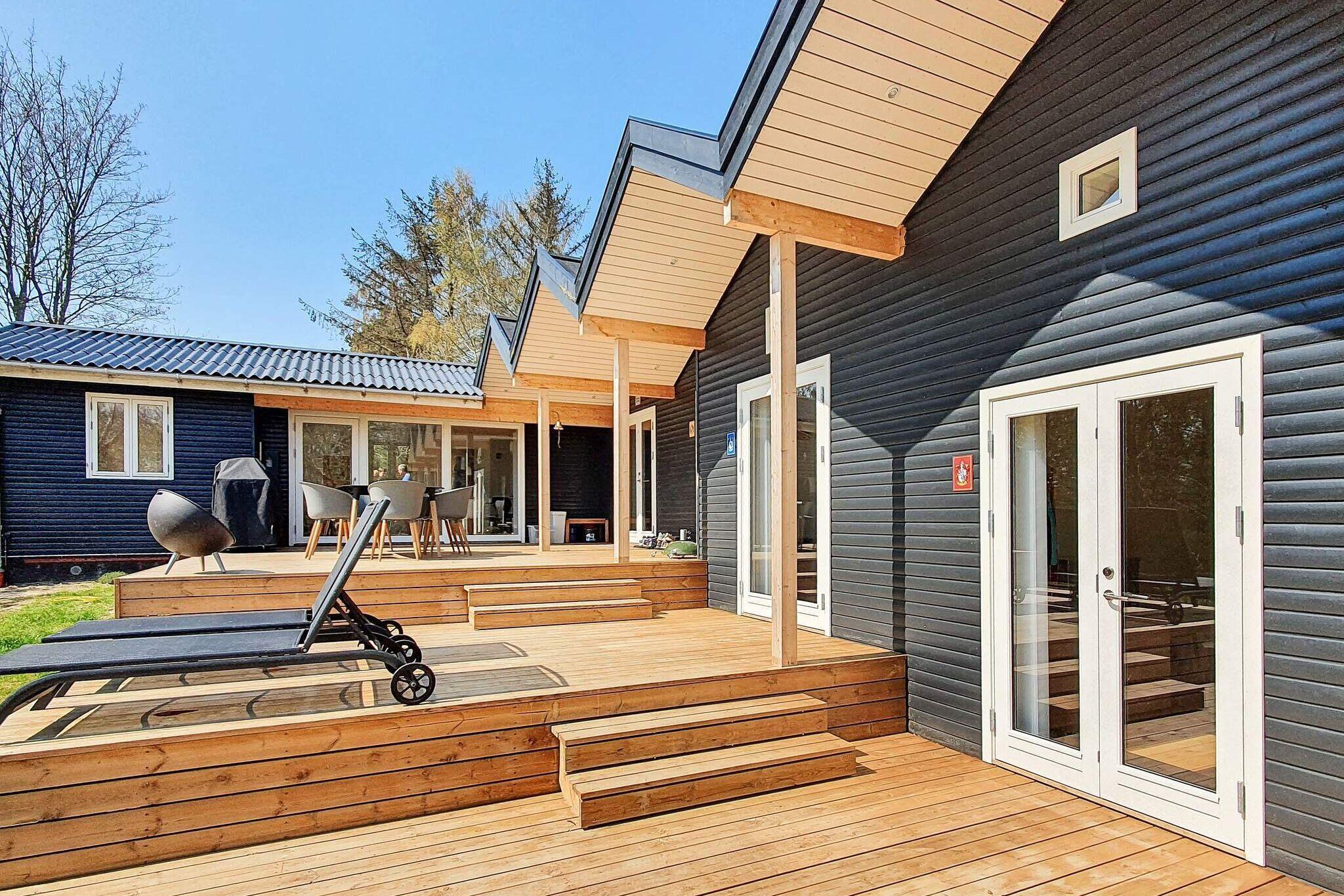 Sommerhus til 8 personer ved Hundested