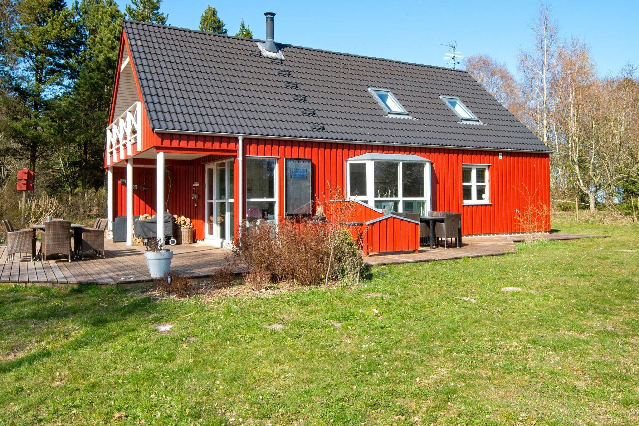 Sommerhus til 6 personer ved Ørsted