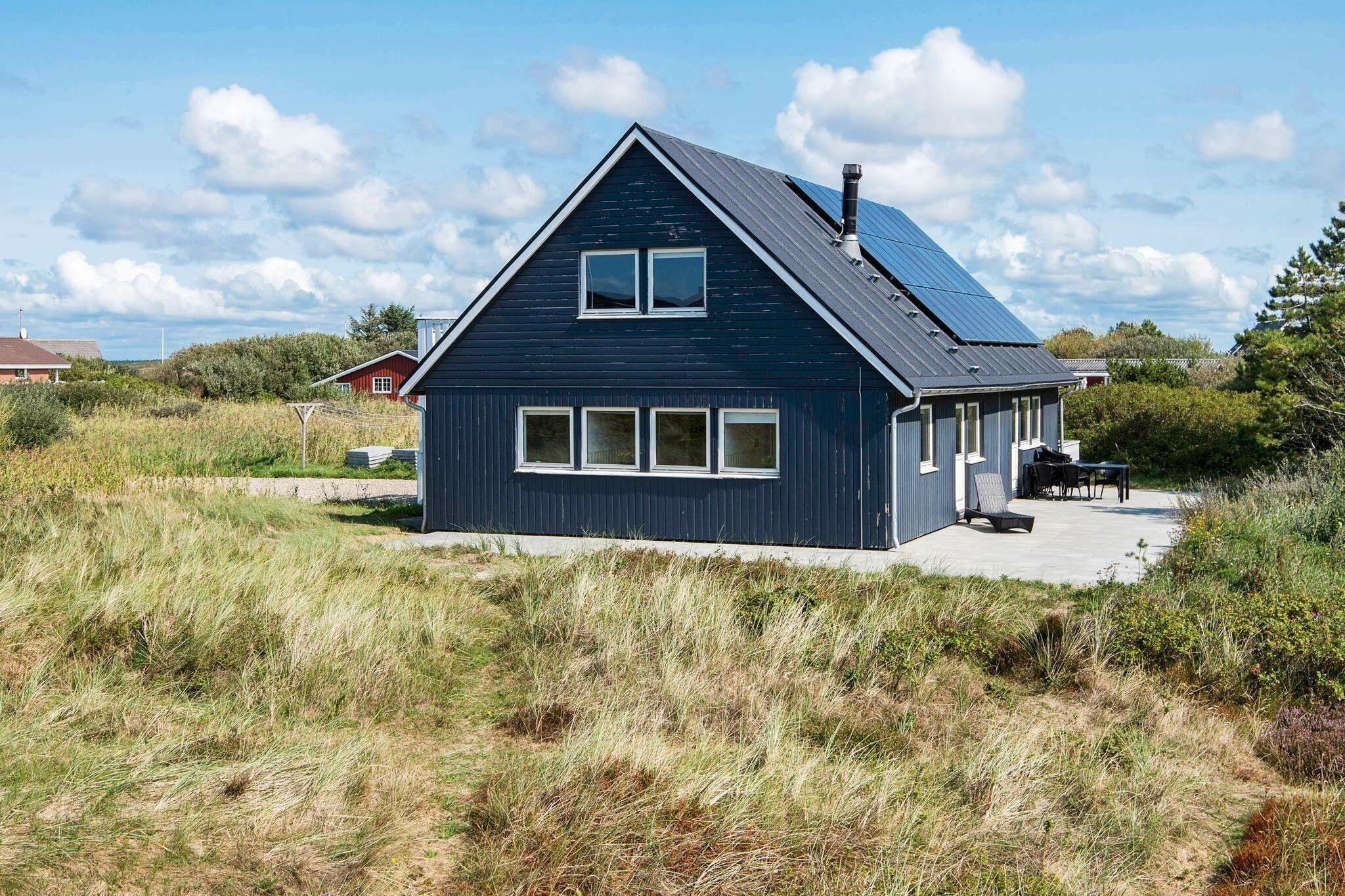 Sommerhus til 12 personer ved Rømø