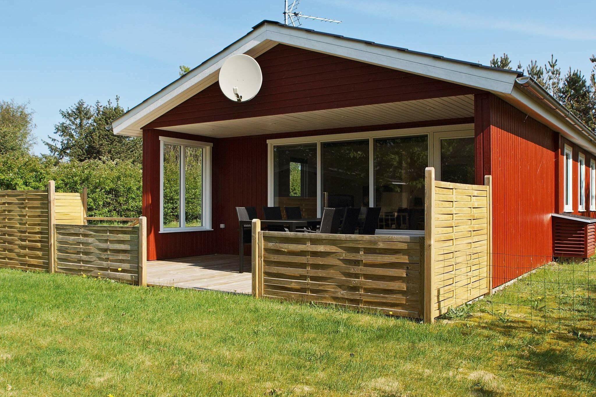 Sommerhus til 4 personer ved Tarm