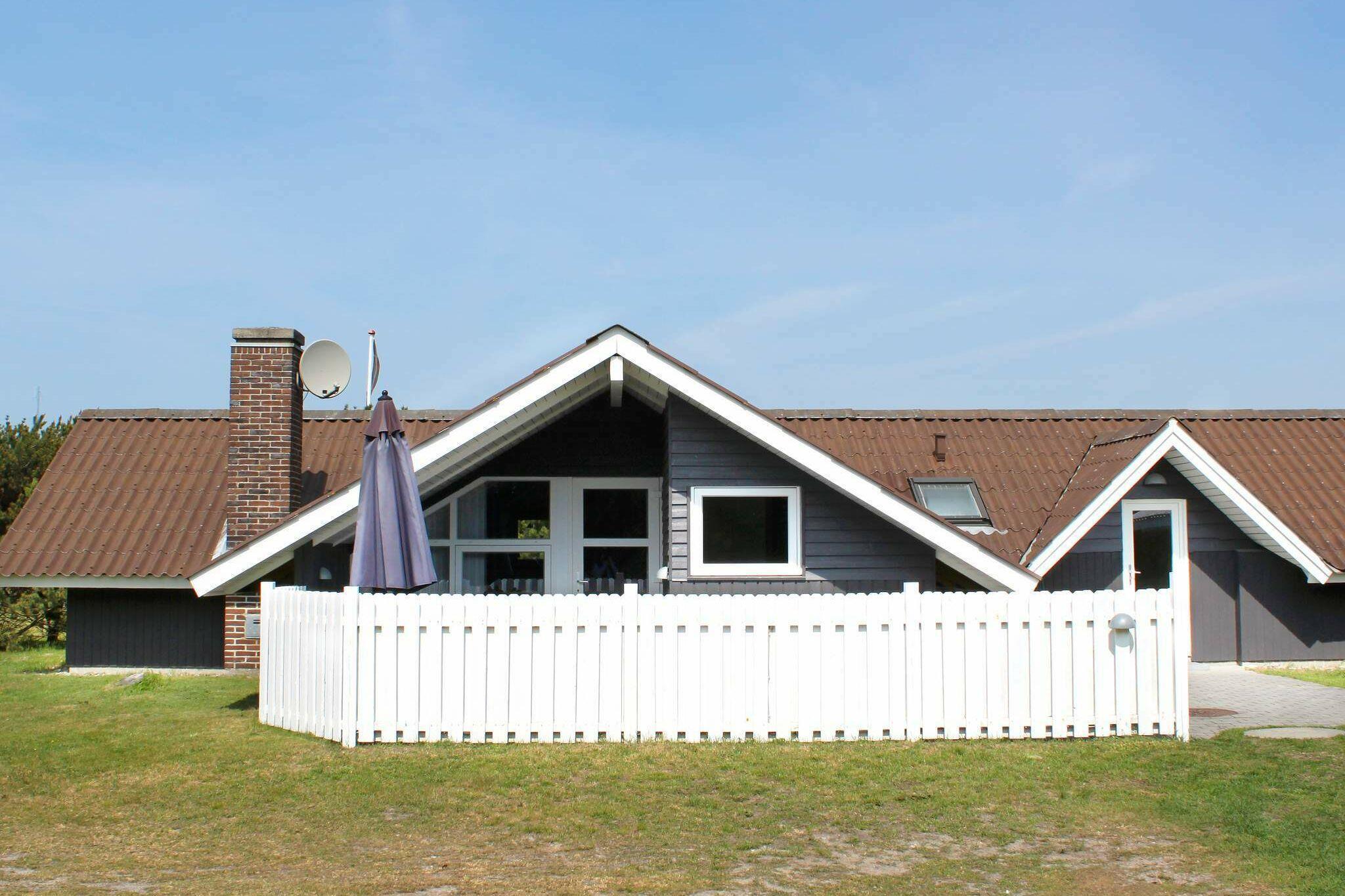 Sommerhus til 8 personer ved Blåvand