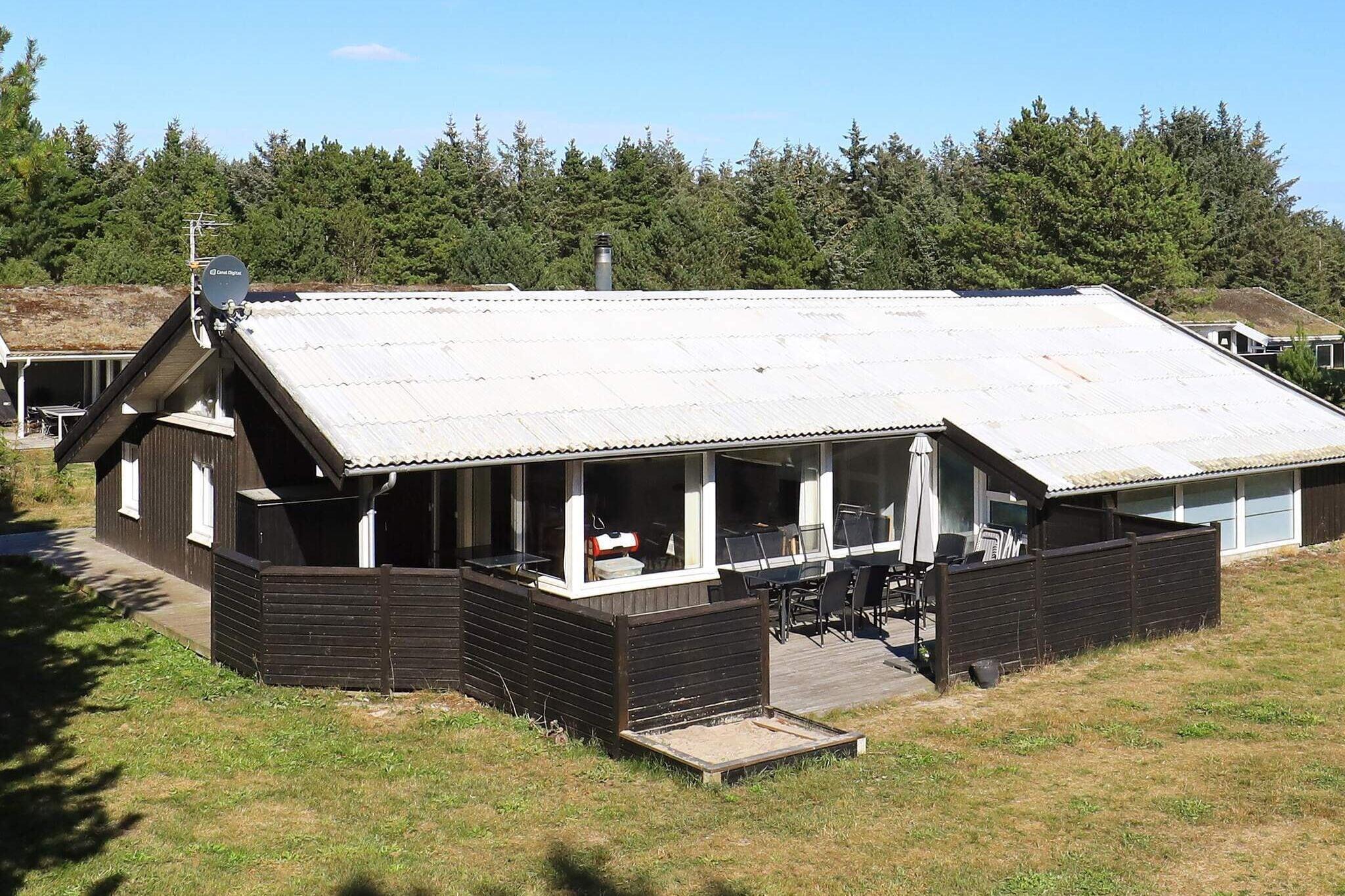 Sommerhus til 14 personer ved Saltum