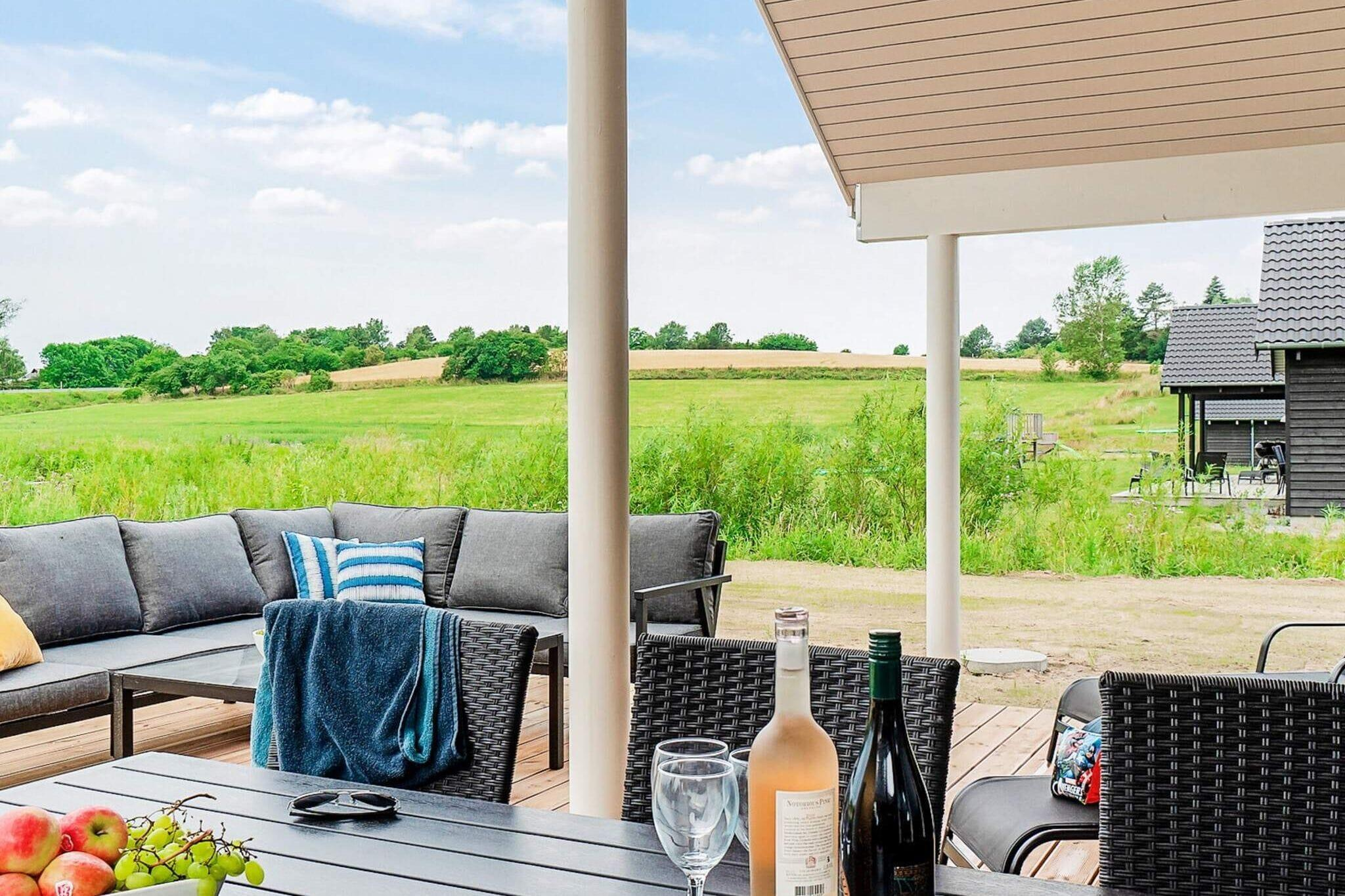 Sommerhus til 14 personer ved Vejby