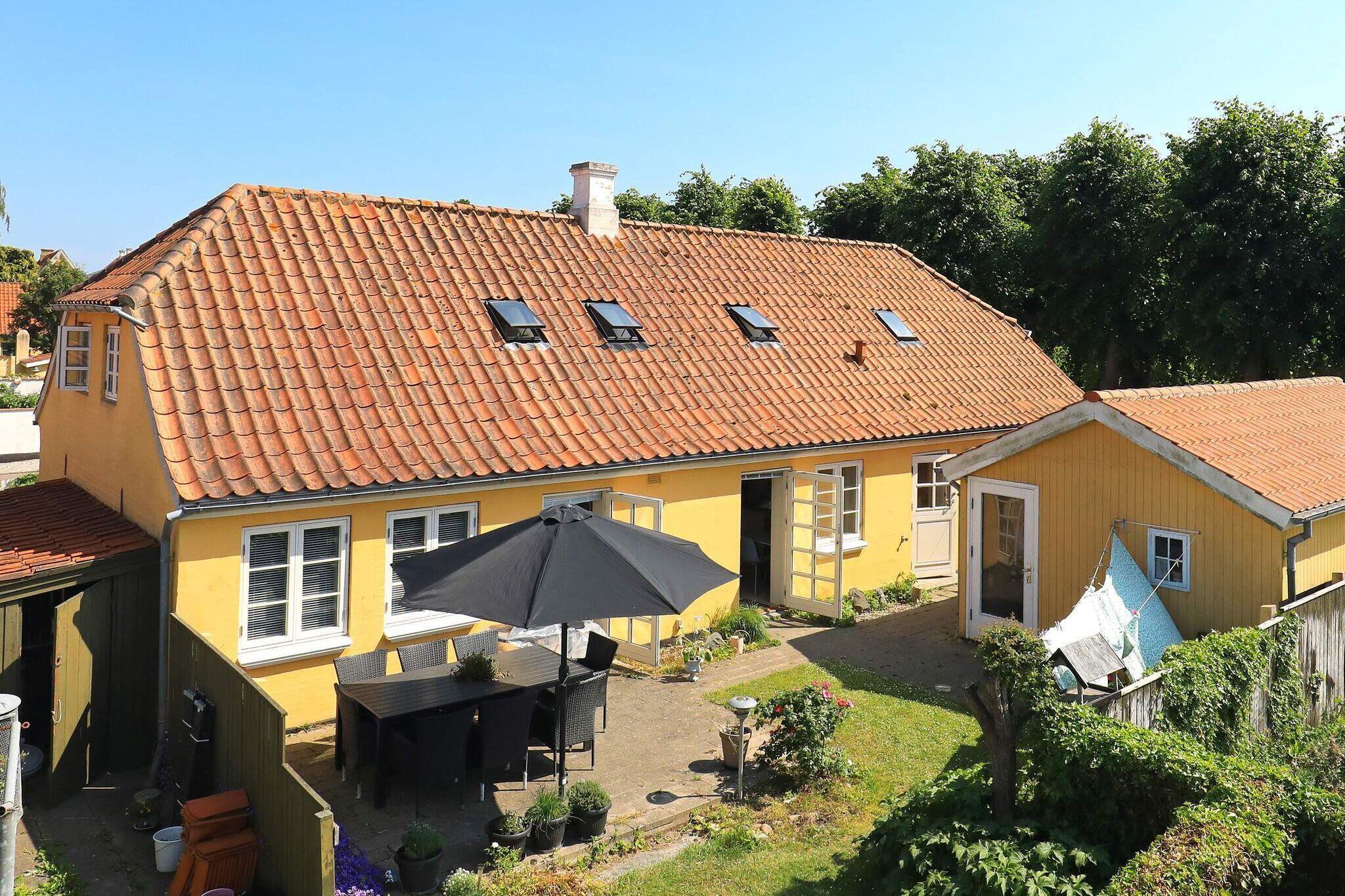 Sommerhus til 11 personer ved Ærøskøbing