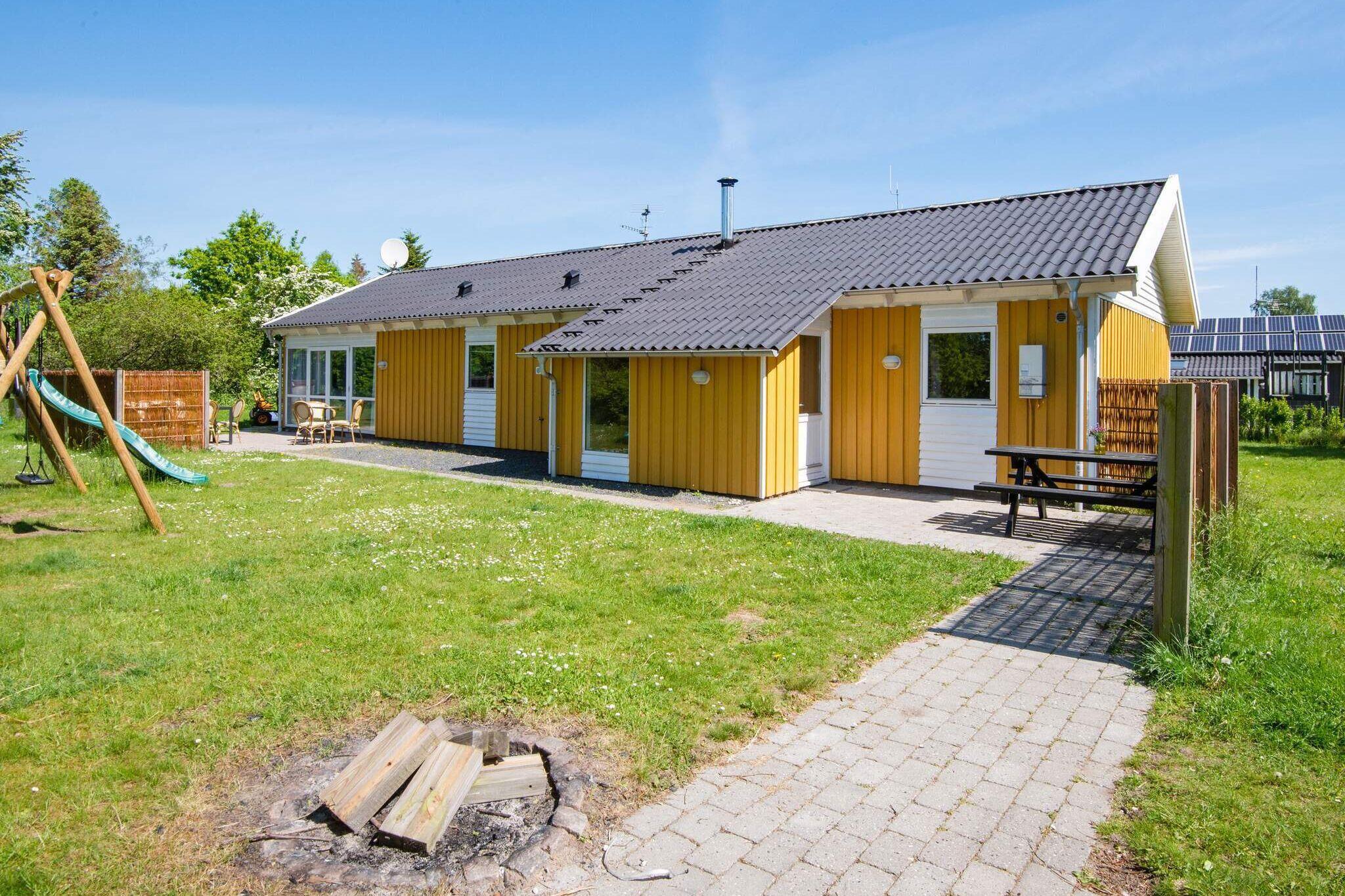 Sommerhus til 10 personer ved Ørsted