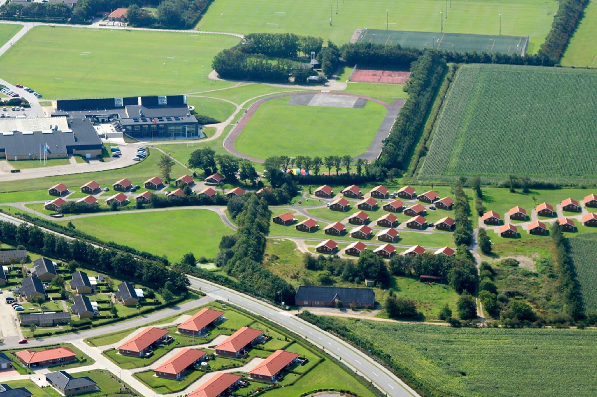 Sommerhus til 6 personer ved Skærbæk