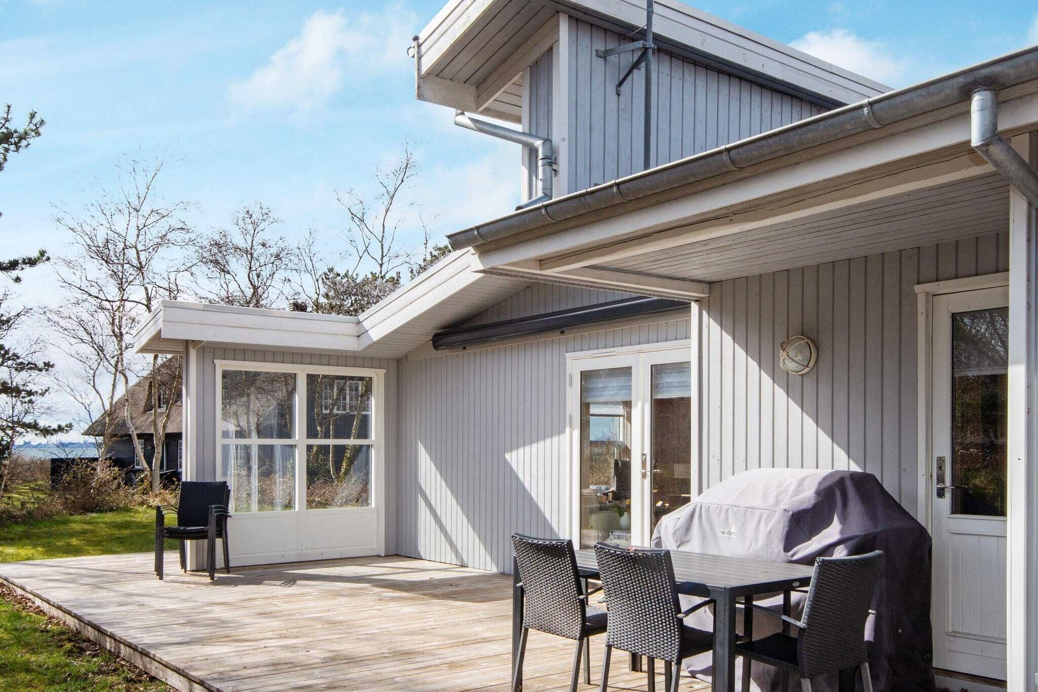 Sommerhus til 6 personer ved Knebel