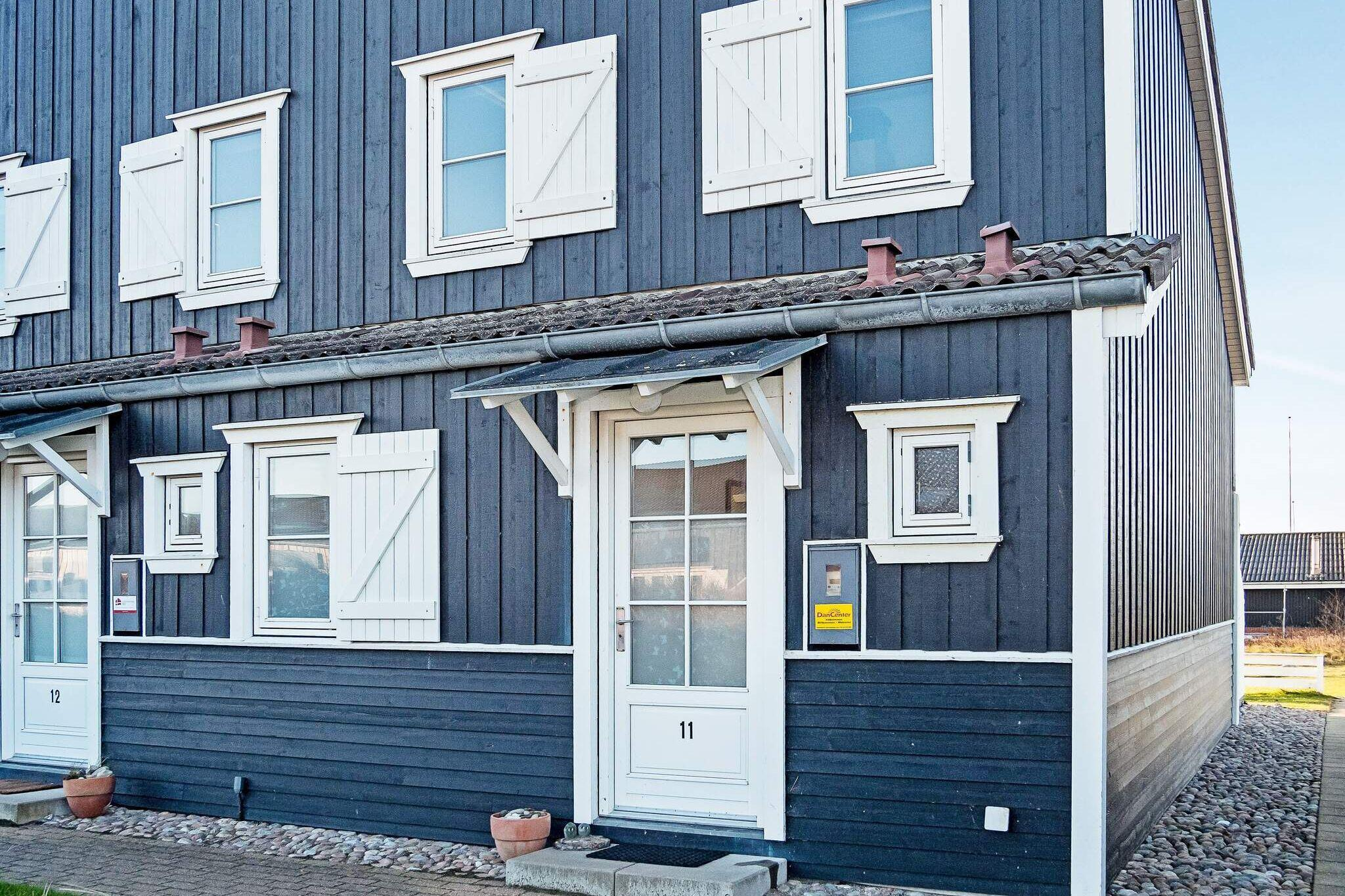 Ferielejlighed til 6 personer ved Vestervig