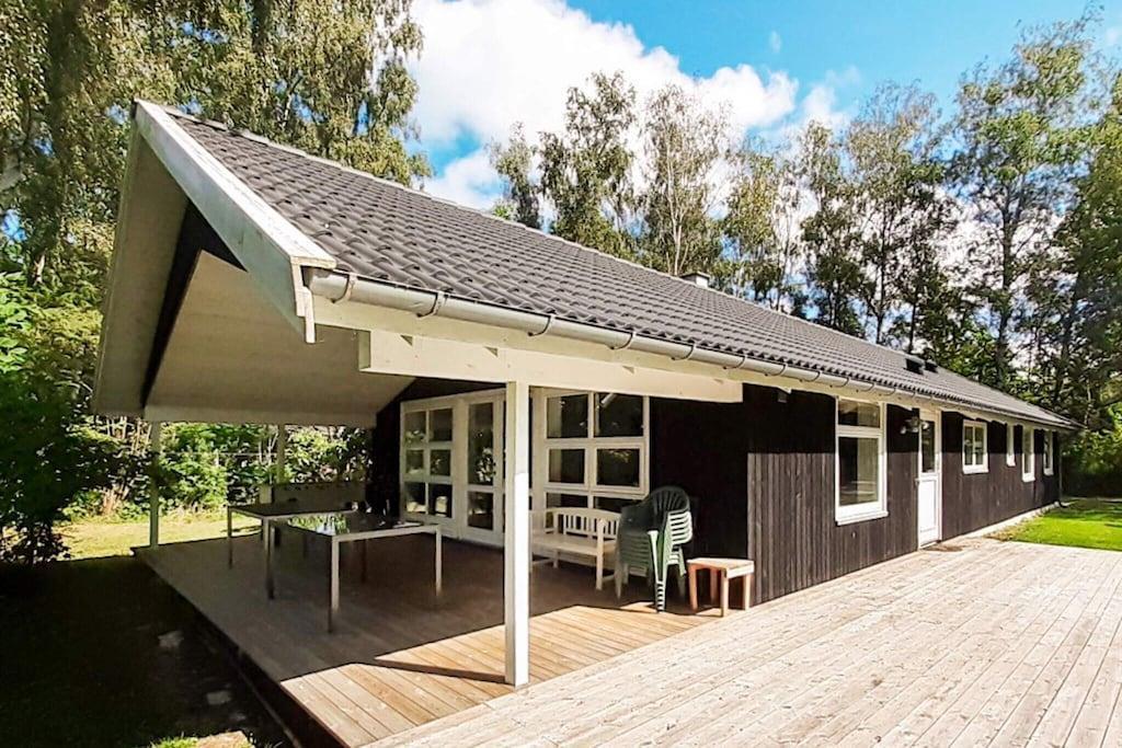 Sommerhus til 9 personer ved Jægerspris
