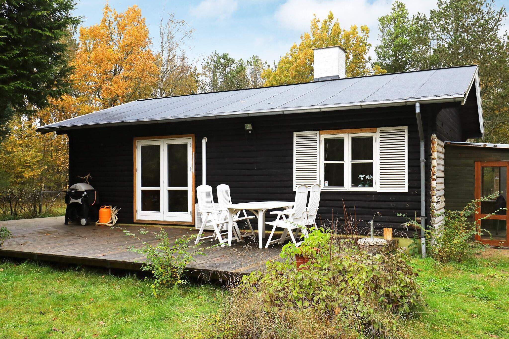 Sommerhus til 4 personer ved Ålbæk