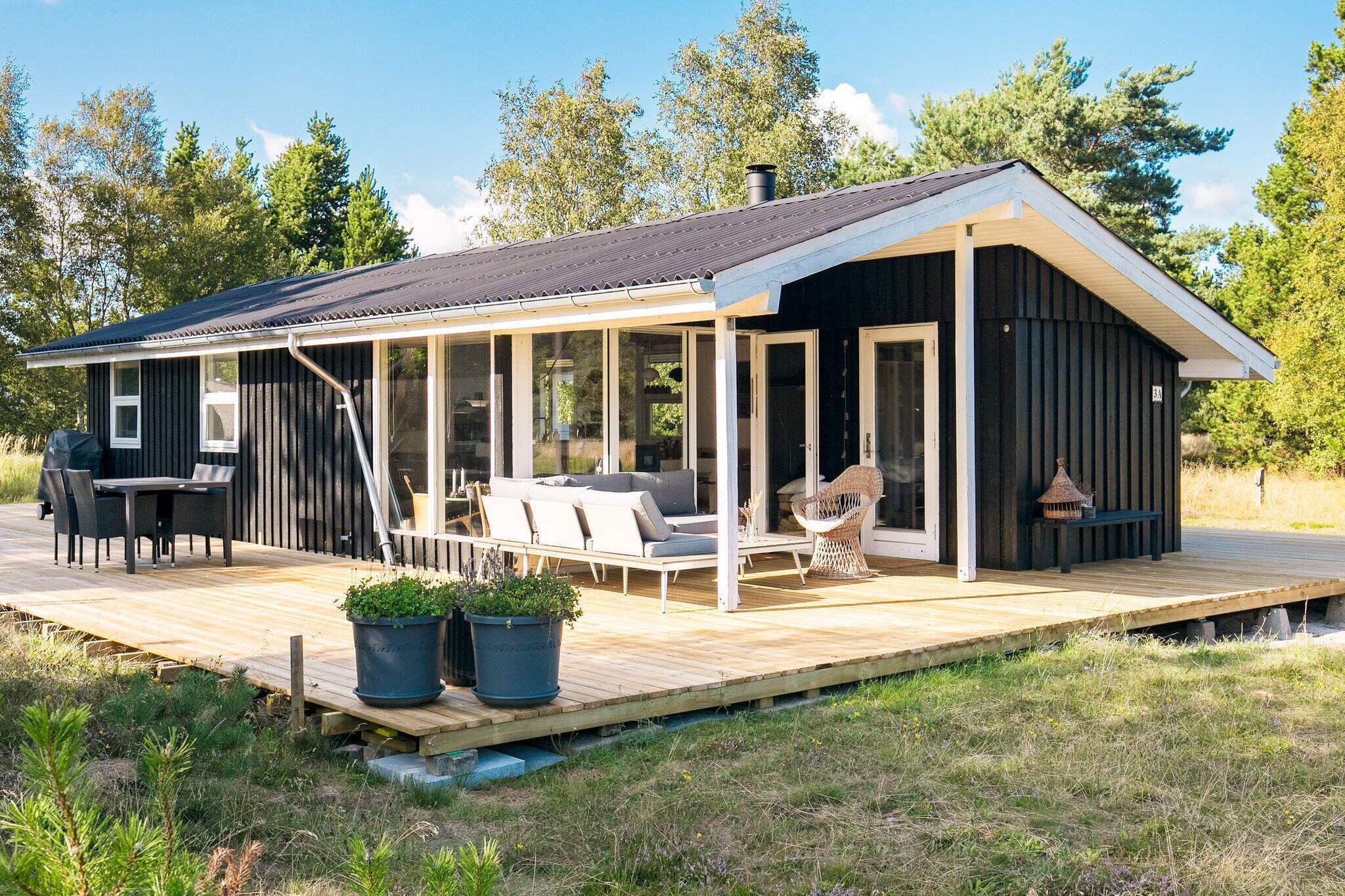Sommerhus til 5 personer ved Strandby