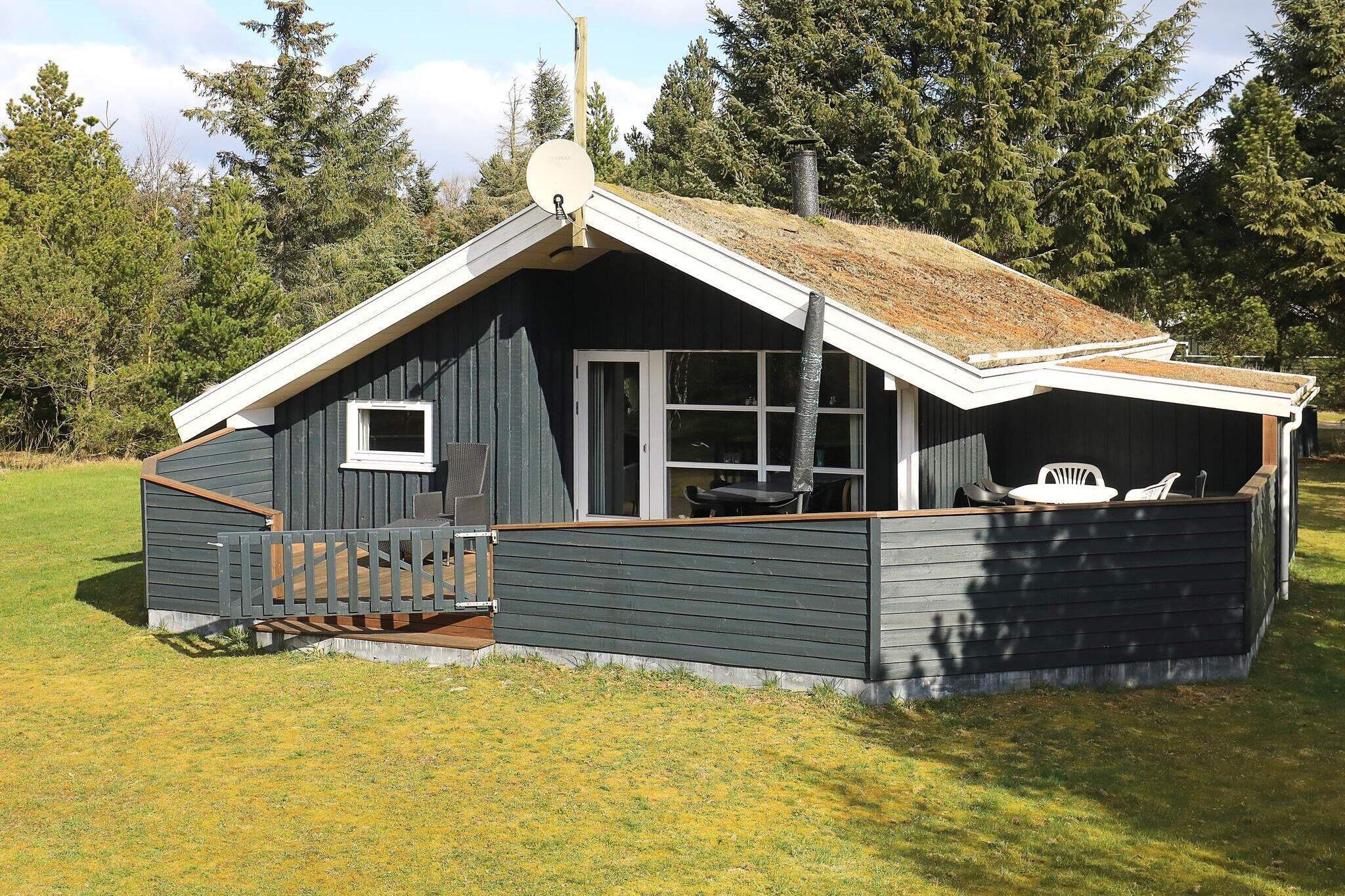 Sommerhus til 6 personer ved Pandrup
