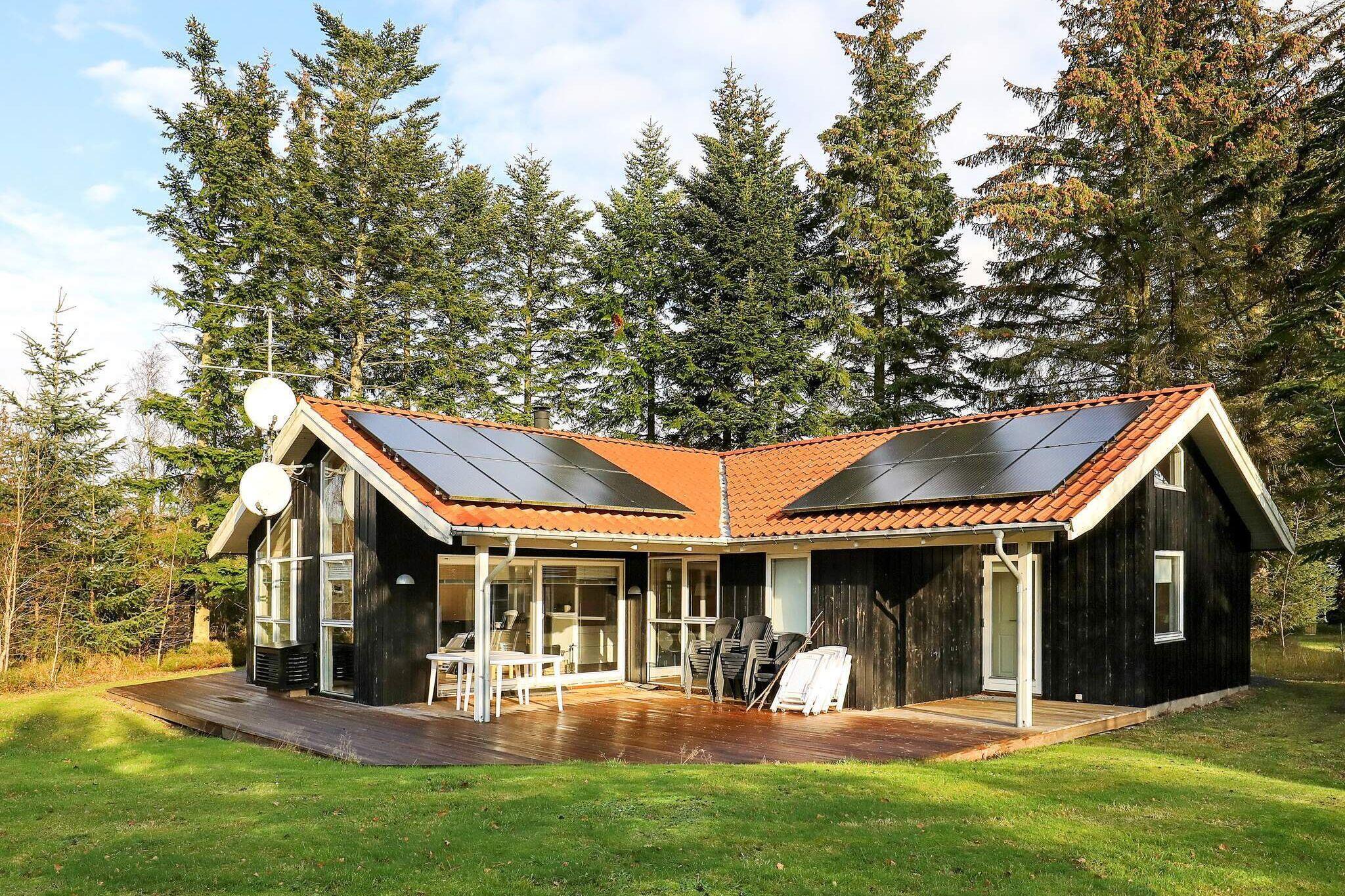 Sommerhus til 12 personer ved Hals