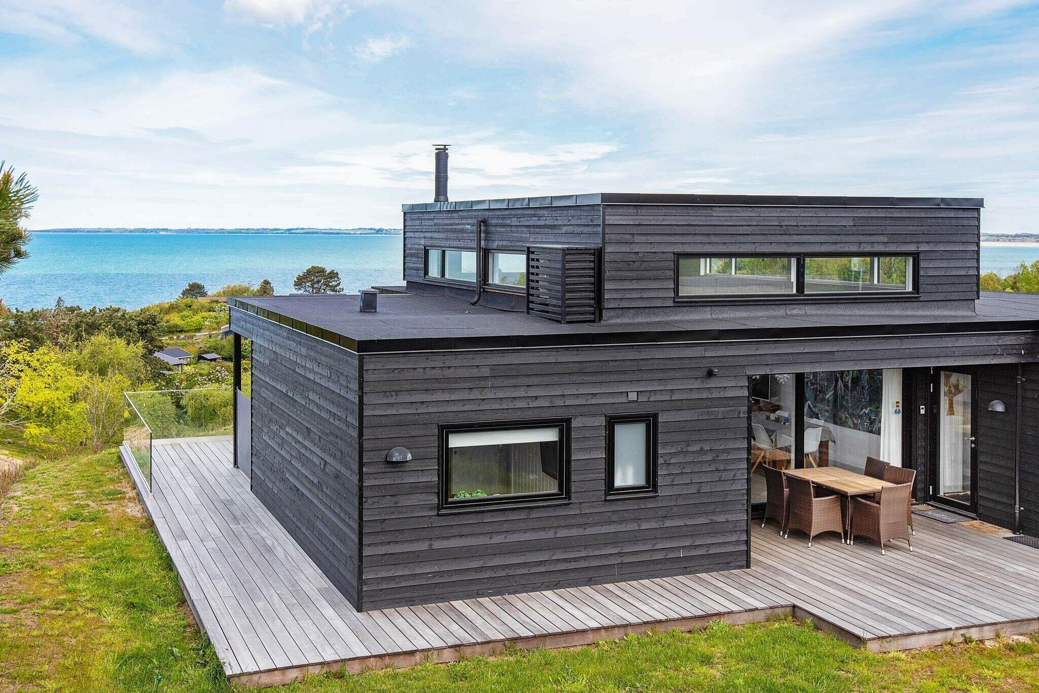Sommerhus til 10 personer ved Asnæs