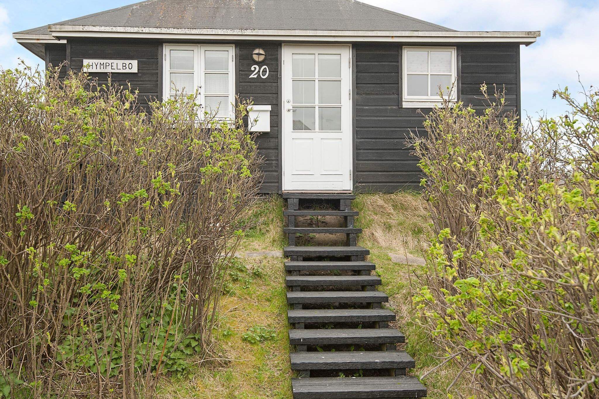 Sommerhus til 3 personer ved Fanø