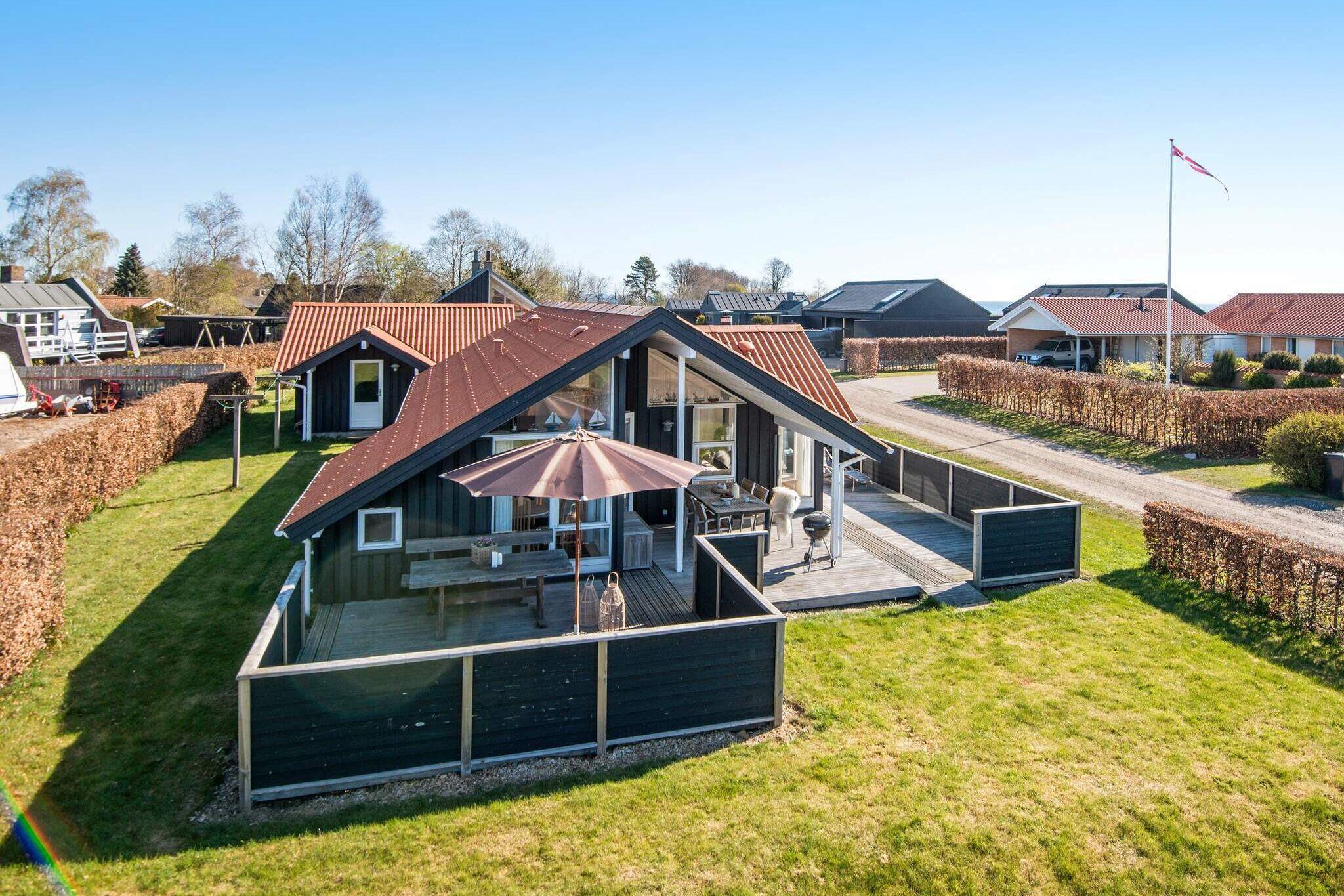 Sommerhus til 6 personer ved Odder