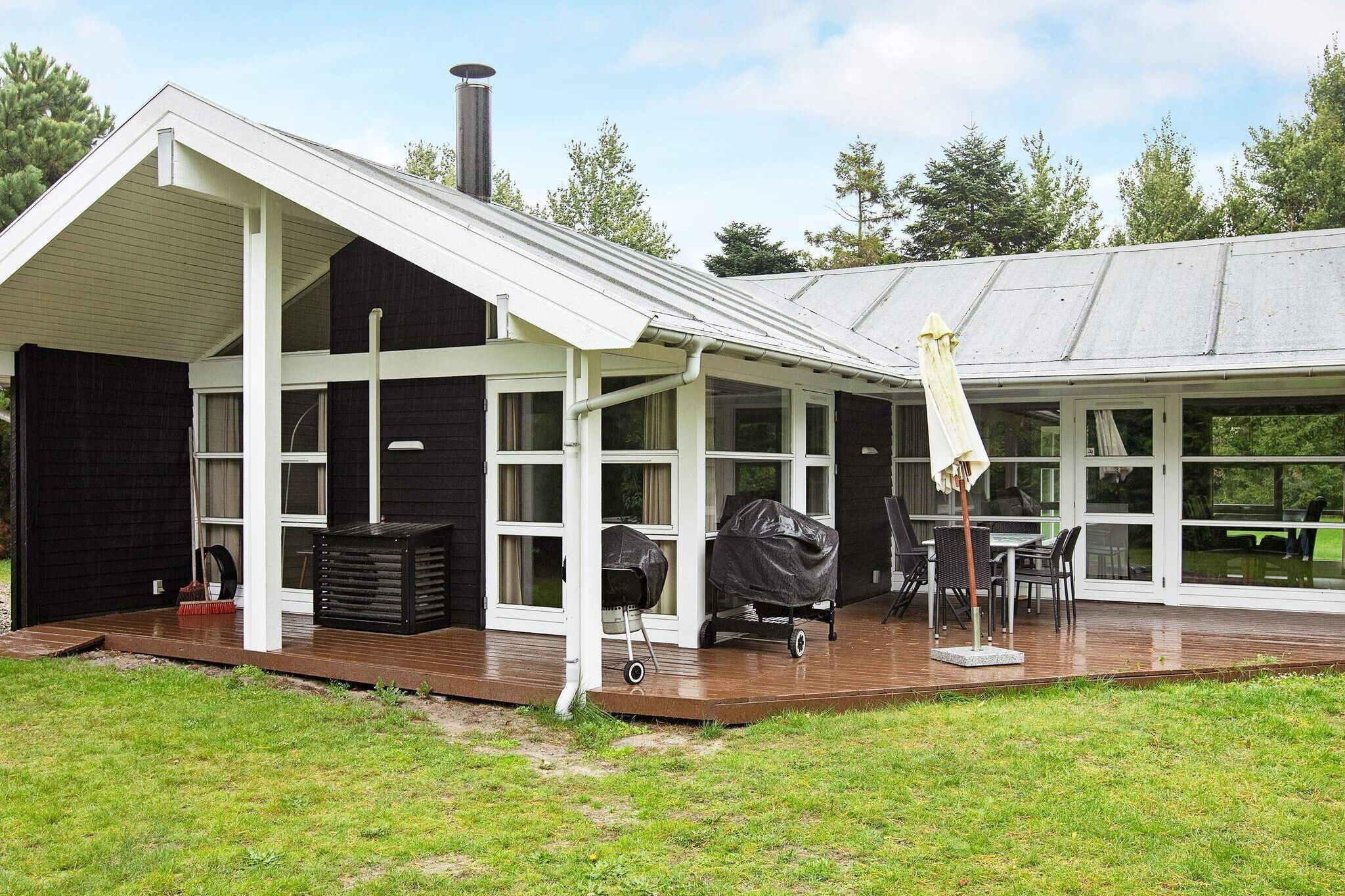 Sommerhus til 10 personer ved Væggerløse